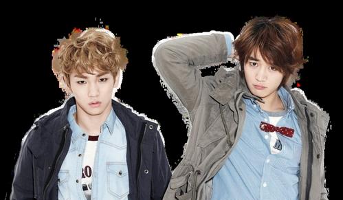 Key & Minho