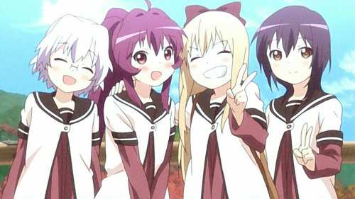 It's tough to compare Yuru Yuri and イチゴ Panic because I watch them for totally different reasons. Yuru Yuri is the best for a good belly laugh. イチゴ Panic is best to go moe-crazy and for the drama. Overall, I'd pick Yuru Yuri.