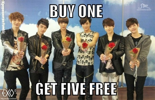 I'd buy one of these boys. Then I'd get five free. ψ(`∇´)ψ ( *`ω´)