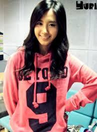 YuRi <3bECAUSE her beauty is sometimes cute,sometimes fierce....