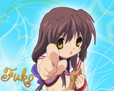 I'm Fuko! Fuko is soo happy and bubbly! आप get extremely confused over things sometimes but your a so sweet and gentle. Everyone loves to hear the sound of your voice...Even if आप do speak in 3rd person :3 I guess I am really like Fuko...But I am also like गोकु too