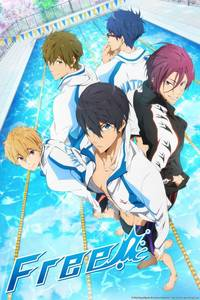 I thought Free! Iwatobi Swim club was going to be really bad. I thought it would just like fanserivce with a half-done plot and characters. Turned out it's awesome, and even though I'm not at all interested in sports or swimming (I can barely swim lol) this animê still keeps me entertained.