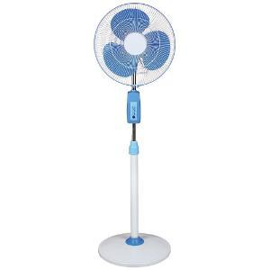 Blue White fan XD