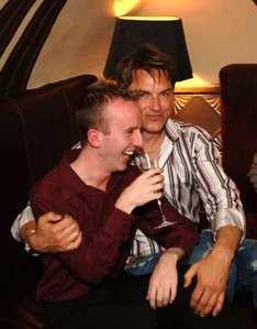 John Barrowman with a random<3