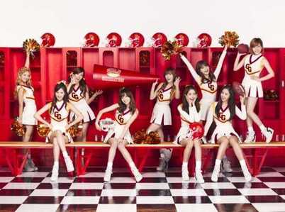 SNSD 4ever and ever:)