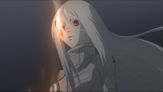 Mine is of Shiro from the Anime Deadman Wonderland! I Amore her so much~ <3