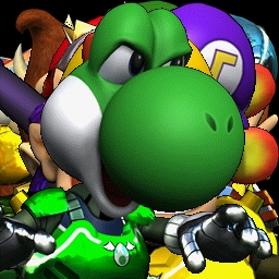 Yes!!! Yoshi might want it too!!!