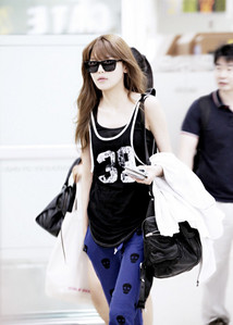 Sooyoung, she looks awesome!