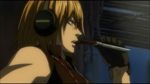 Mello (Mihael Keehl) from Death Note