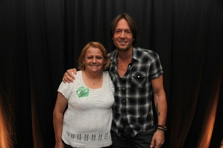 Yes, Backstage! Nicest Guy Ever!! I am a member of Monkeyville and The Ville for a very long time