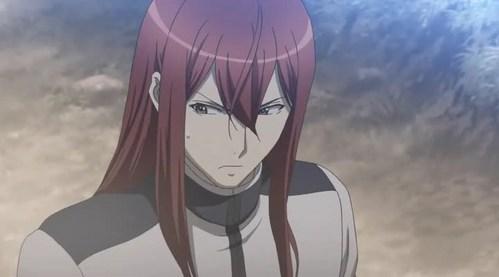 Samon Kusaribe from Zetsuen no Tempest.