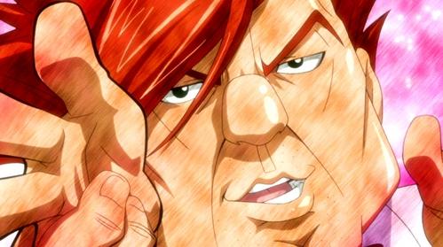 One Piece (Aokiji) Dragon Ball Z (Goku) Sora no Otoshimono (Tomoki Sakurai) Highschool of the Dead (Saeko Busujima) Fairy Tail (Ichiya Vandalay Kotobuki) /pic