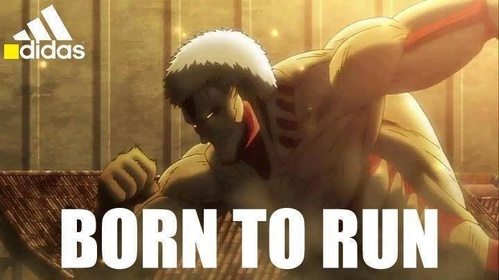 Does the Armored Titan count?