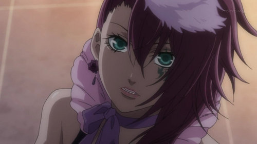 Yuri from Ribelle - The Brave 10.