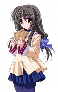 I'm a lot like a lot of people but I'm most like Fuko Ibuki. We're both short, adorable, annoying, Космос out, like small things no one else does and we randomly appear for no good reason :3