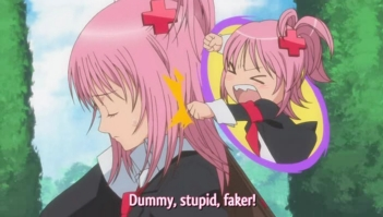 I'm mostly like Amu Hinamori