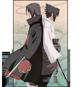 In all honesty when it comes to power, if we went with how sasuke is now then it would be sasuke, Just because he has picked up a lot, also because you know he's the main character.       But if we went with sasuke when he actually fuaght Itachi then it would have been Itachi (If not for the fact that Itachi handed that battle over) All in all at one point or another they both were better than each other so it pretty equal. :)