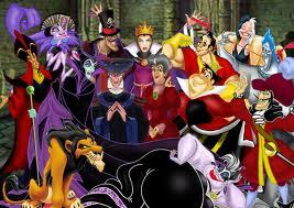 ALL OF THEM!!!!!!!!!!!!!!!!!!!!!!!!!!!!My topo, início are Gaston, Captain Hook, Ursula, and Hades!