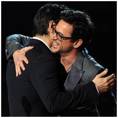 Bob hugging colin *-*