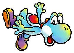 My paborito is the Cyan Yoshi!