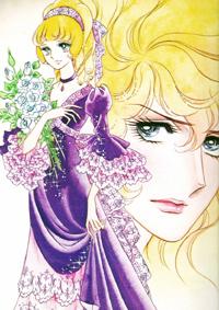 Rosalie Lamorlière from The Rose of Versailles