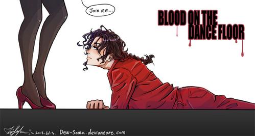 1997, Blood on the dance floor!