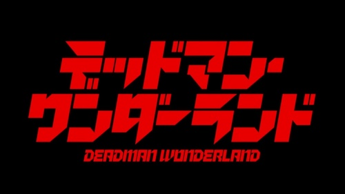 Deadman Wonderland. Here's a good place if wewe want to start watching it. [url]http://www.dubbedanimeftw.net/deadman-wonderland-episode-1/[/url]