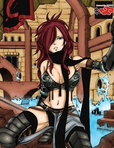 Everybody said erza scarlet but what about ERZA KNIGHTWALKER????😝😝