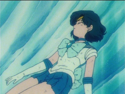 ALWAYS episode 46/season 1 finale of Sailor moon! The silence with everyone dying and Usagi in despair. . . . . . I've watched it at least 5 times, and I still cry!