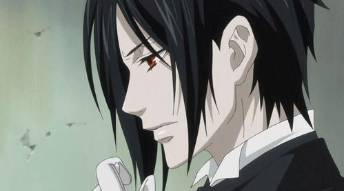 "Please don't say ""Sebas-chan"" o anything like those girly nicknames te people give him."