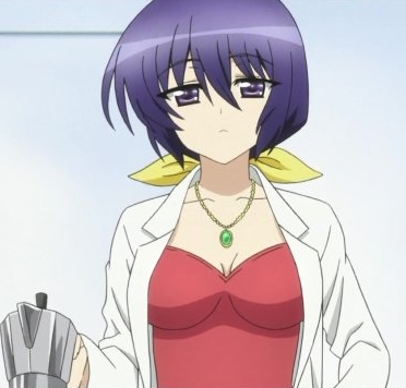 I think Michiru-san from MM! fits that descrizione very well!..hope she counts!