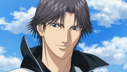 Keigo Atobe from Prince of Tennis is the heir of Atobe Financial Group...