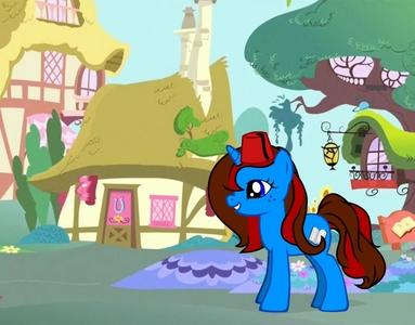 name: PageTurner age: 18 Family: her father is named CommetBolt, a mother named Clues, and a little sister named SkyPainter about: Pageturner and her family live in Ponyville, her mother Clues and her father CommetBolt died about a tahun yang lalu so she takes care of her 7 tahun old sister SkyPainter. her mother and father owned a perpustakaan but sense they died, she owns it now.