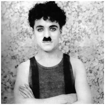 Charlie Chaplin!! cinta HIM!!