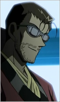 Itou Suehiko from Detective Conan Movie 10
