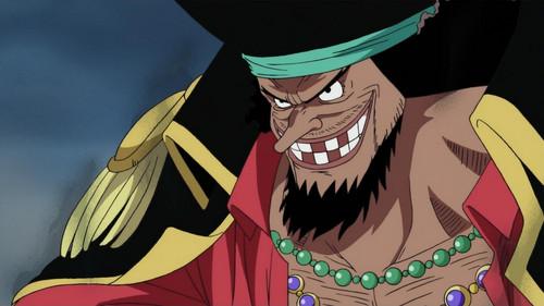 Marshall D. Teach (Blackbeard) from One Piece
