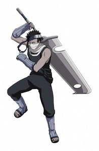 Zabuza Momochi wears them over his mouth.