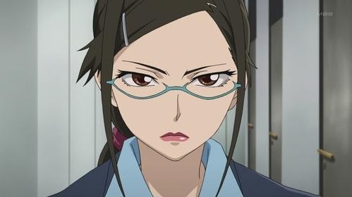 Misaki Kirihara -Darker Than Black