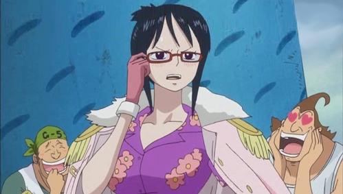 Tashigi (One Piece)