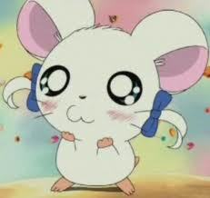 Bijou from Hamtaro!!!!