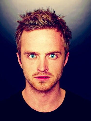 I post Aaron Paul, because my fav on-air Показать is coming to an end