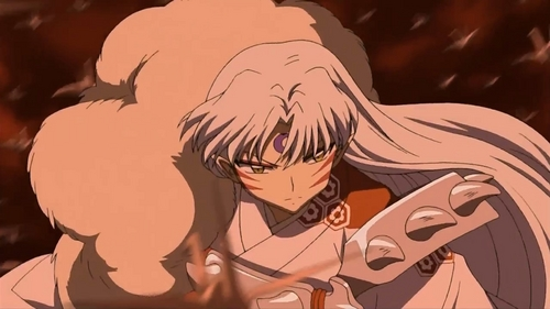 Sesshomaru from Inuyasha!
