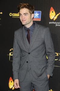 my baby looking soooo gorgeous in a dark grey suit<3