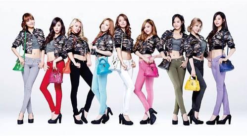 Dancing: Hyoyeon Acting: Yoona MC: Tiffany Reality Shows: Yuri, Sooyoung, Sunny, Hyoyeon, and Taeyeon Models: Jessica and Yoona Extra (CF) Seohyun