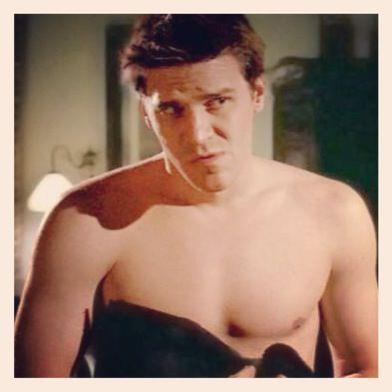 sexy shirtless Dave! <3