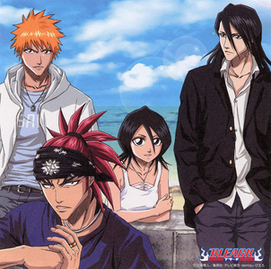 I watched the first couple episodes of Bleach several months il y a but then put it aside because I had a long liste of ones I wanted to watch and it was one of the longer ones. Then right here of this club I kept seeing incredible words and pictures regarding it, so I've gone back. Now on episode 60 I'm pretty much addicted. It does nothing to aide my insomnia!!!! :)