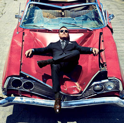 Bryan Cranston being cool