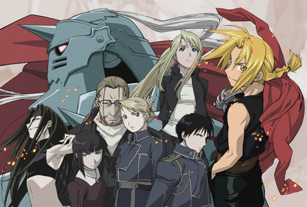 Full Metal Alchemist takes place in a made up world parallel to 19th century Germnay.
