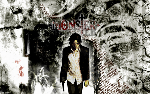 Monster takes place in Germany