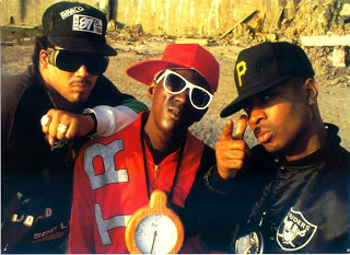 You should downolad Public Enemy albums, specially ''It Takes a Nation of Millions to Hold Us Back'' which is the best album ever